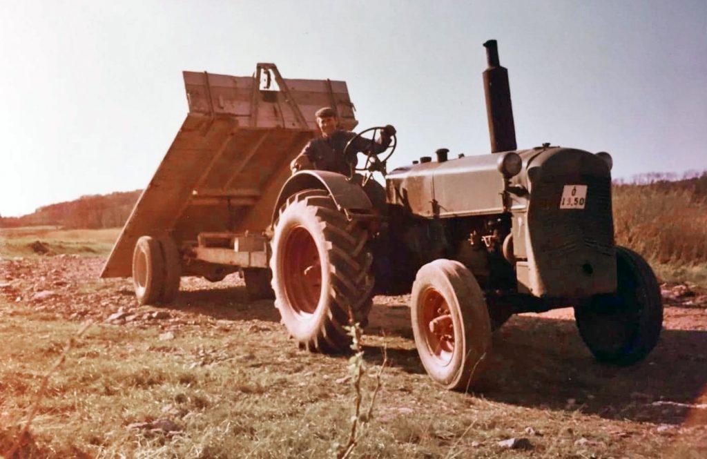 Bolinder-Munktell BM-21 1951